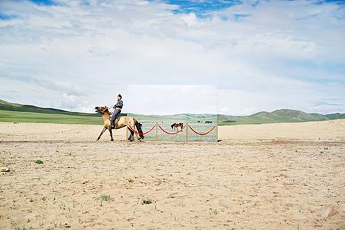مجموعه عکس عشایر مغولستان و روزهای واپسین
