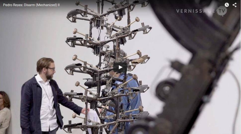 ویدئوی Art Basel 2015 (بخش هشتم)