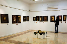 آثار تجسمی خانه هنرمندان ایران بهنمایش درآمدند