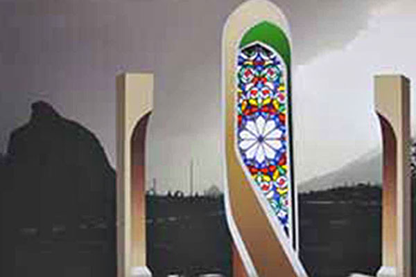 نمایشگاه «گرافیک محیطی» در نگارخانه سوره یزد گشایش یافت
