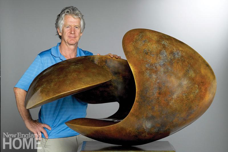سرپیچی از گرانش در مجسمه های Richard Erdman
