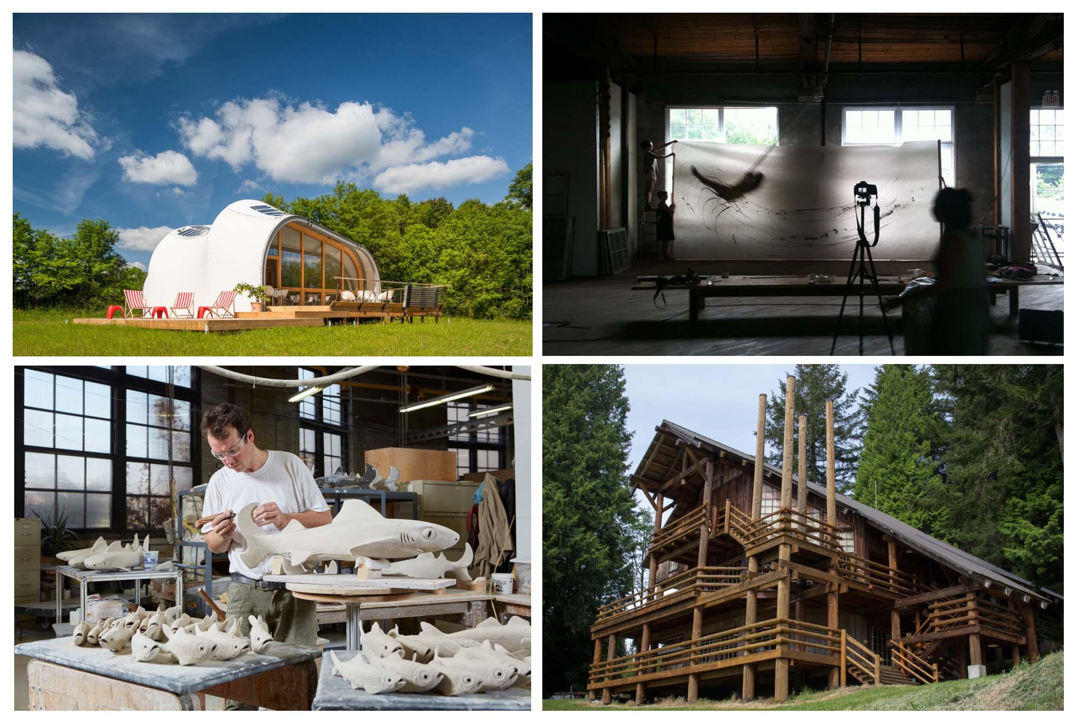 نگاهی به الهام بخشترین اقامتگاههای طراحی شده در جهان