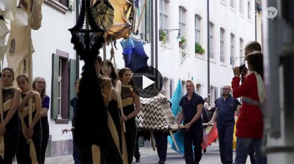 ویدئوی Art Basel سوئیس 2015 (بخش پنجم )
