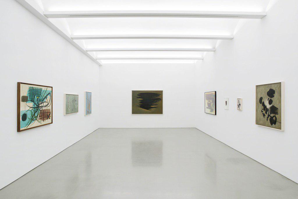 """گزارش تصویری نمایشگاه انفرادی هانس هارتون تحت عنوان """"داستان غم انگیز"""" در نیویورک"""