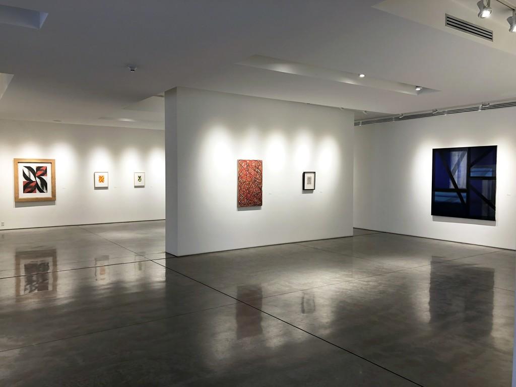 گزارش تصویری نمایشگاه انفرادی چارلز آرنولدی در گالری Stremmel