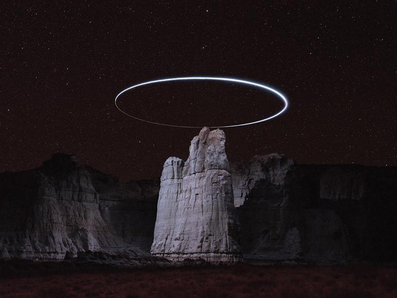 خلق فضای ناشناخته با ثبت مسیر نور