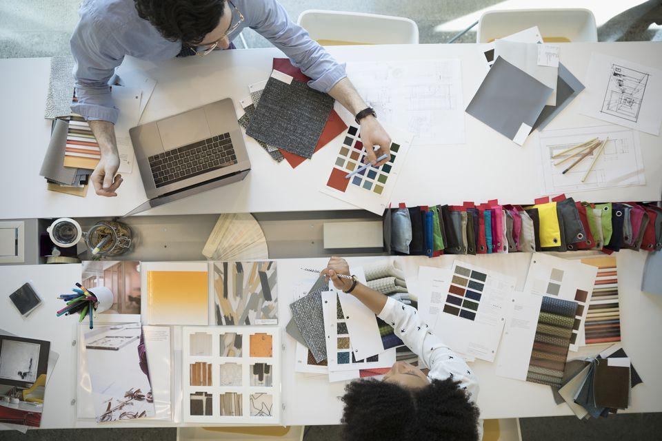 فاکتورهای لازم برای اینکه یک طراح داخلی شوید