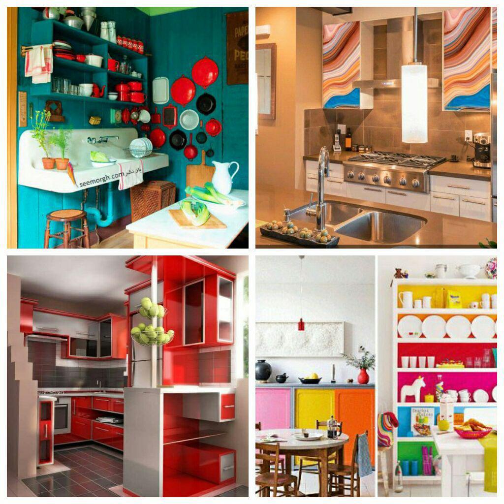 ایده ها و نکته هایی برای طراحی دکوراسیون آشپزخانه