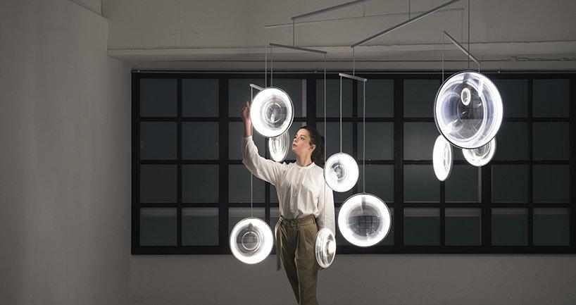 نگاهی به اثر طراح ژاپنی در هفته طراحی میلان