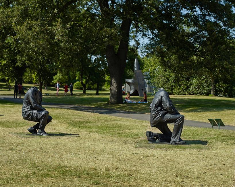 پارک regent لندن میزبان مجسمه های هنرمندان معاصر شد
