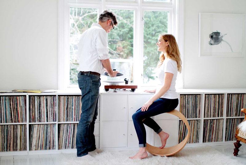 """""""نشست فعال""""؛ مفهومی برای طراحی خلاقانه صندلی"""