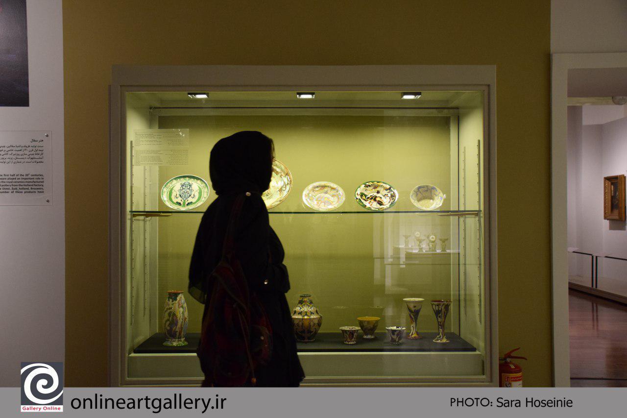 گزارش تصویری نمایشگاه باستان شناسی سرزمین هلند در موزه ملی ایران
