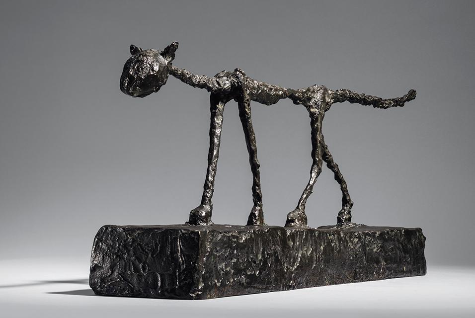 کریستیز دو شاهکار از آثار Alberto Giacometti را عرضه میکند