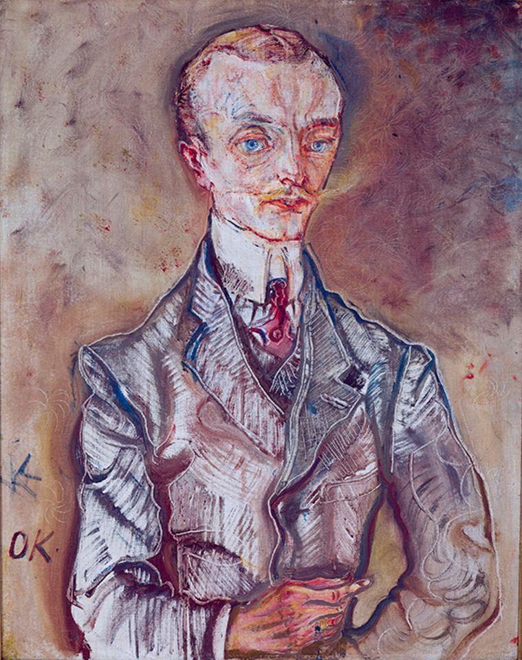 آثار نقاشی Kirchner و Kokoschka توسط حراجی Sotheby`s چکش می خورند