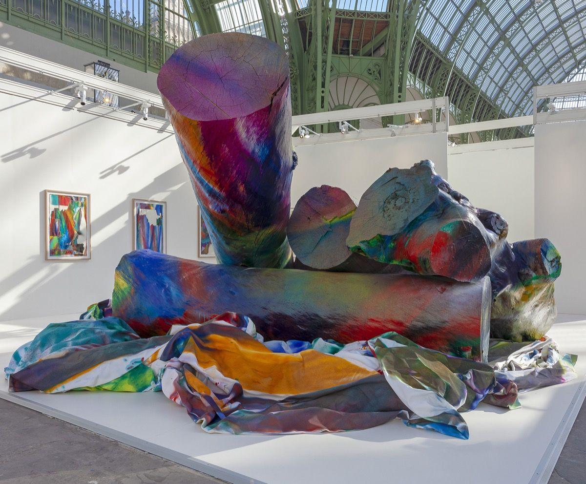 نگاهی به سومین دوره فستیوال هنری(FIAC)