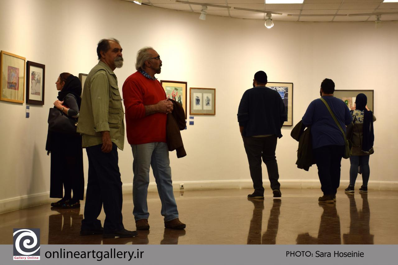 گزارش تصویری نمایشگاه هفته تصویرگری ۹۷ (بخش سوم)