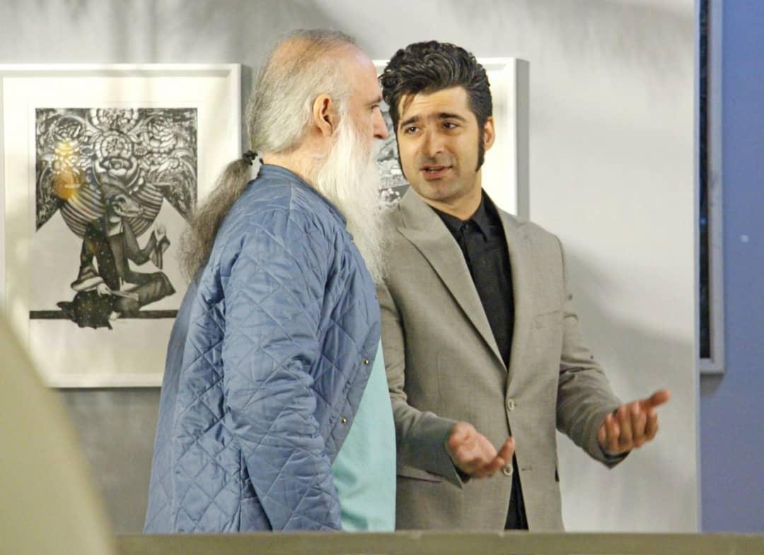 """گزارش تصویری نمایشگاه """"صورالعجایب"""" در گالری گویا"""