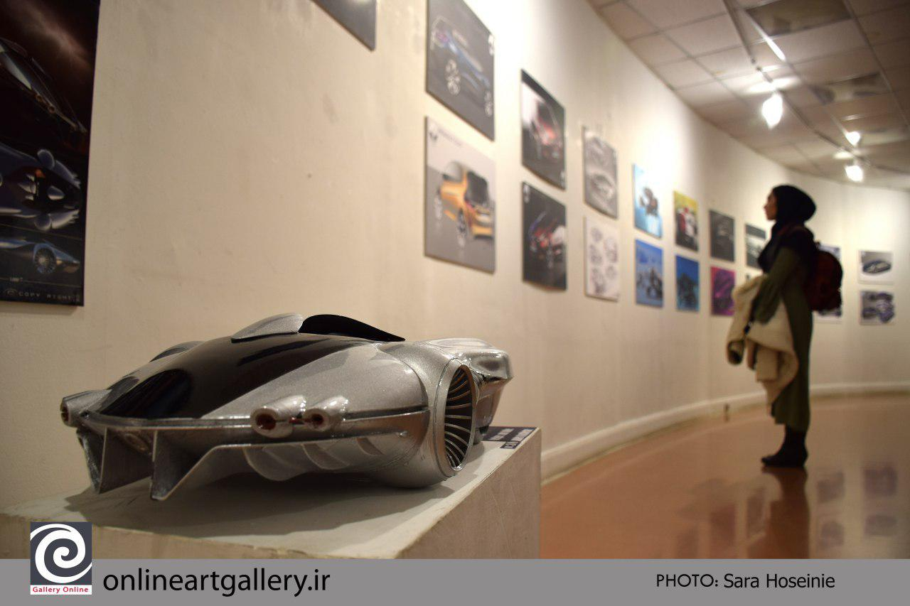 """گزارش تصویری نمایشگاه """"تصور تا واقعیت 3"""" در خانه هنرمندان (بخش اول)"""