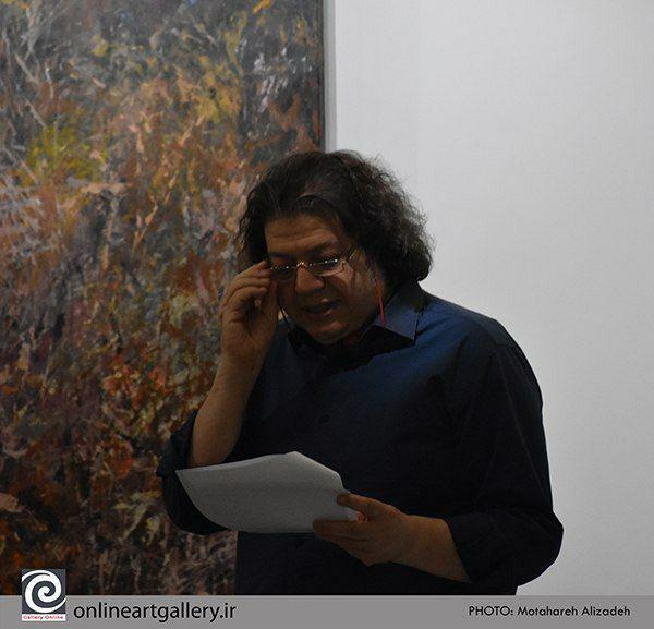 یادداشت مدیر گالری آنلاین به یاد هنرمند فقید، استاد احمدرضا دالوند