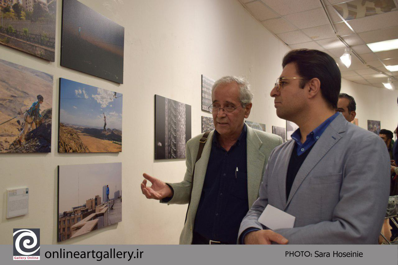 گزارش تصویری آثار اعضای انجمن عکاسان ایران در هفتمین دوره ۱۰ روز با عکاسان
