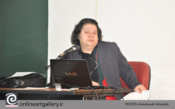 یادداشت مسعود نجابتی دبیر کل جشنواره هنر مقاومت در پاسداشت هنر متعهدانه احمدرضا دالوند
