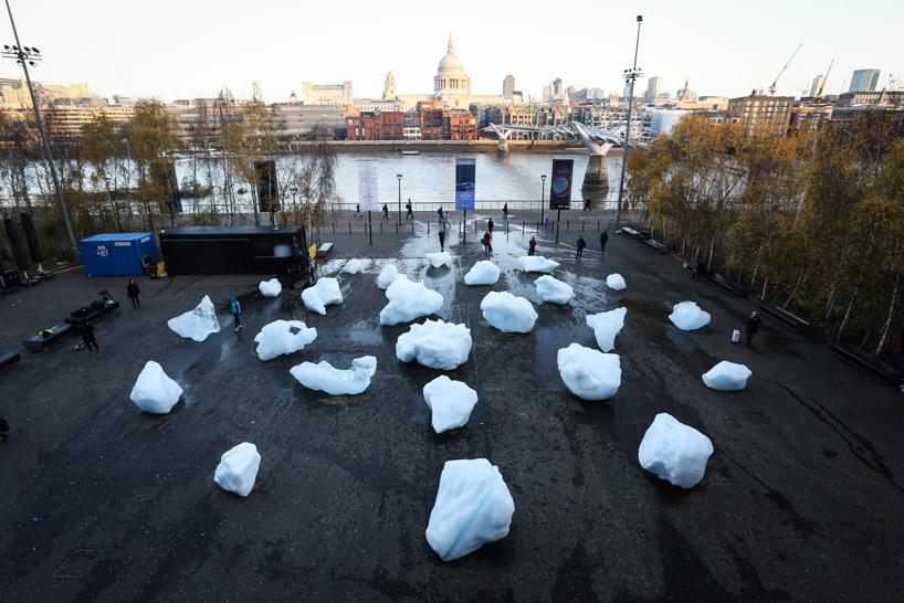 چیدمانی در واکنش به تغییرات آب و هوایی