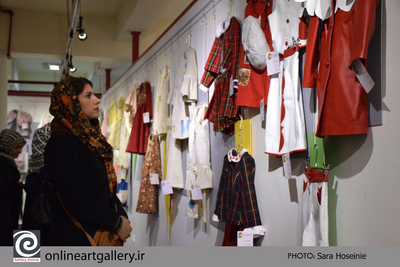 دومین جشنواره ملی طراحی لباس و پارچه کودک و نوجوانان/ گزارش تصویری