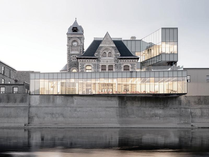 برترین آثار معماری 2018؛ به روایت مجله Canadian Architect