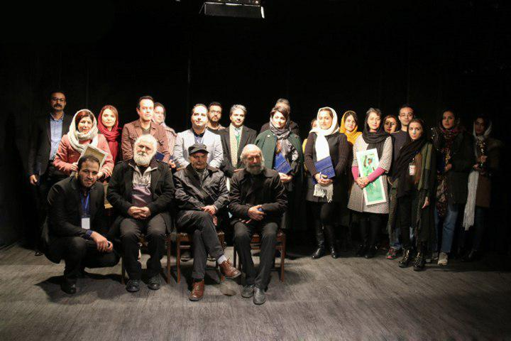 اختتامیه سومین دوره جشنواره هنر ایران با نمایشی در تماشاخانه سیمرغ برگزار شد