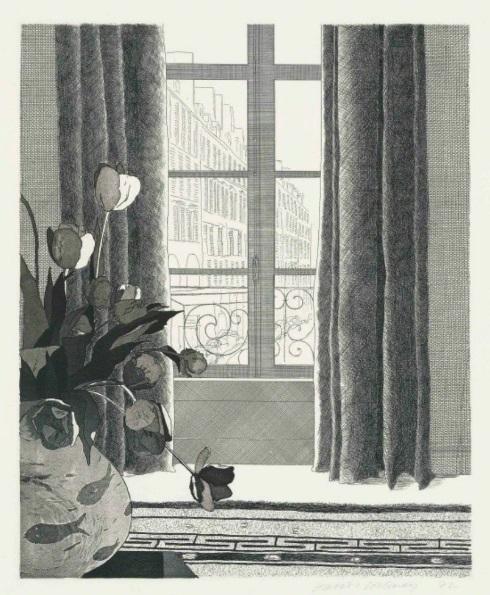 نمایشگاه باغ زمستانی در گالری Lyndsey Ingram لندن