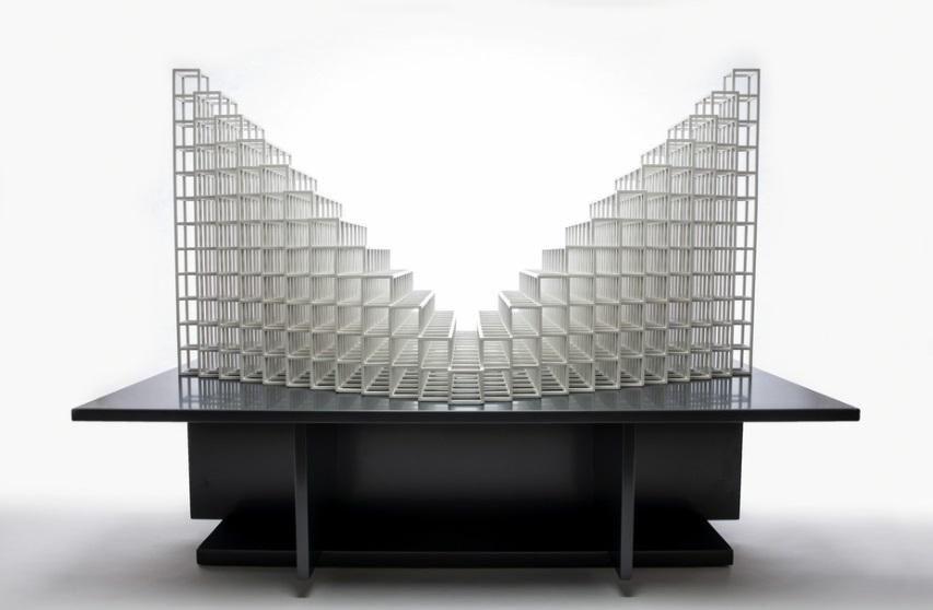 گزارش تصویری آثار گالری Wexler در Art Miami 2018
