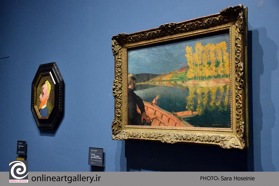 گزارش تصویری نقاشی های موزه d`Orsay پاریس (بخش پانزدهم)