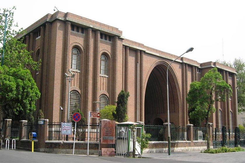به جز سعدآباد بقیه موزهها باز است