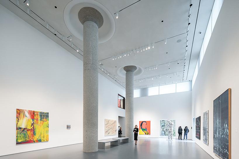 مرکز sotheby`s نیویورک باز طراحی شد