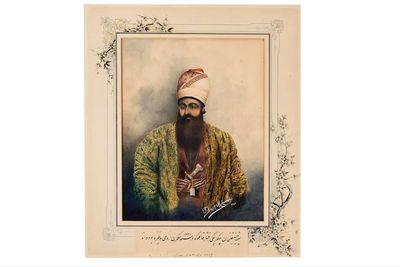 فروش آنلاین 22 اثر ایرانی در حراج آنلاین هنرهای اسلامی و هند بونامز