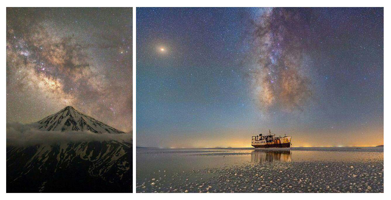 عکسهای دو عکاس ایرانی در بین برگزیدههای سال ۲۰۱۹