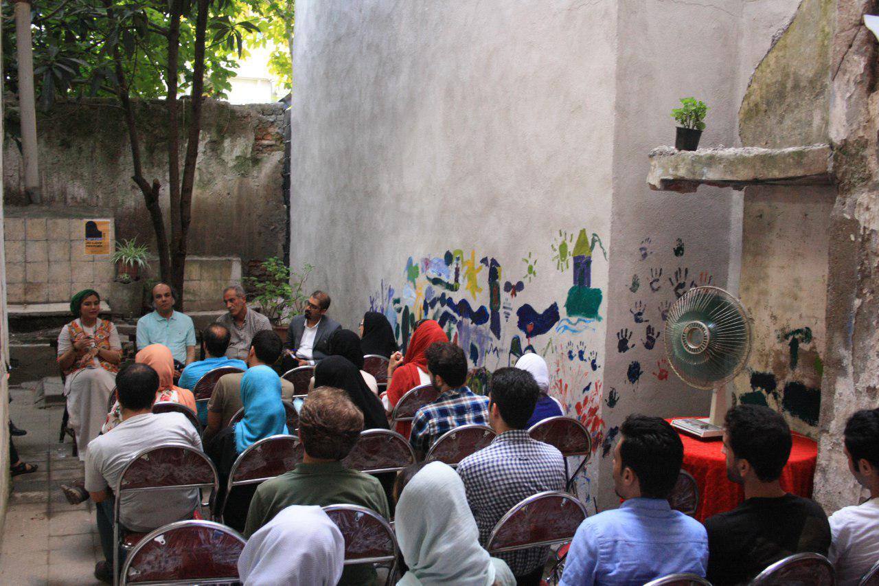 """رویداد """"موسیقی و خیابان""""در خانهی ترابی برگزار شد"""