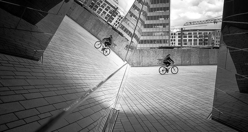 شهر سیاه و سفید از نگاه Thorsten Koch
