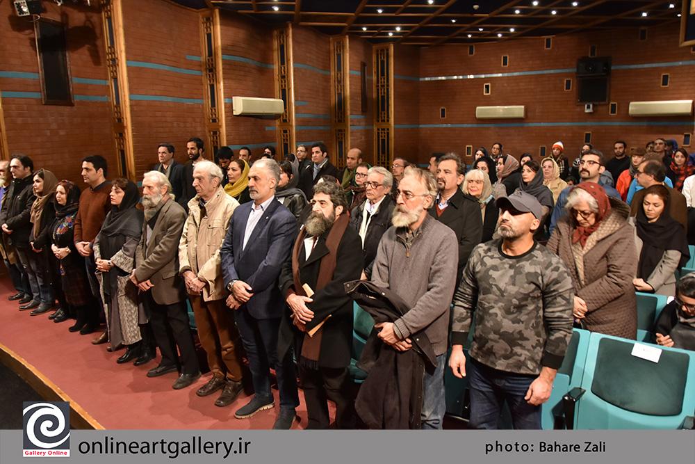 گزارش تصویری رویداد چهره معتبر در خانه هنرمندان ایران