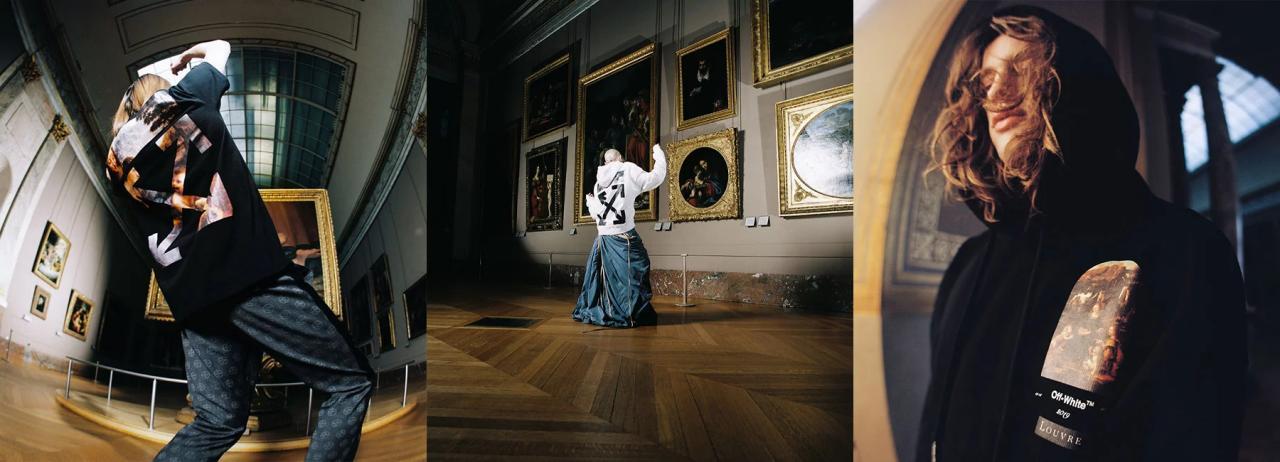 در هم آمیختگی دنیای مد و آثار داوینچی در موزه لوور