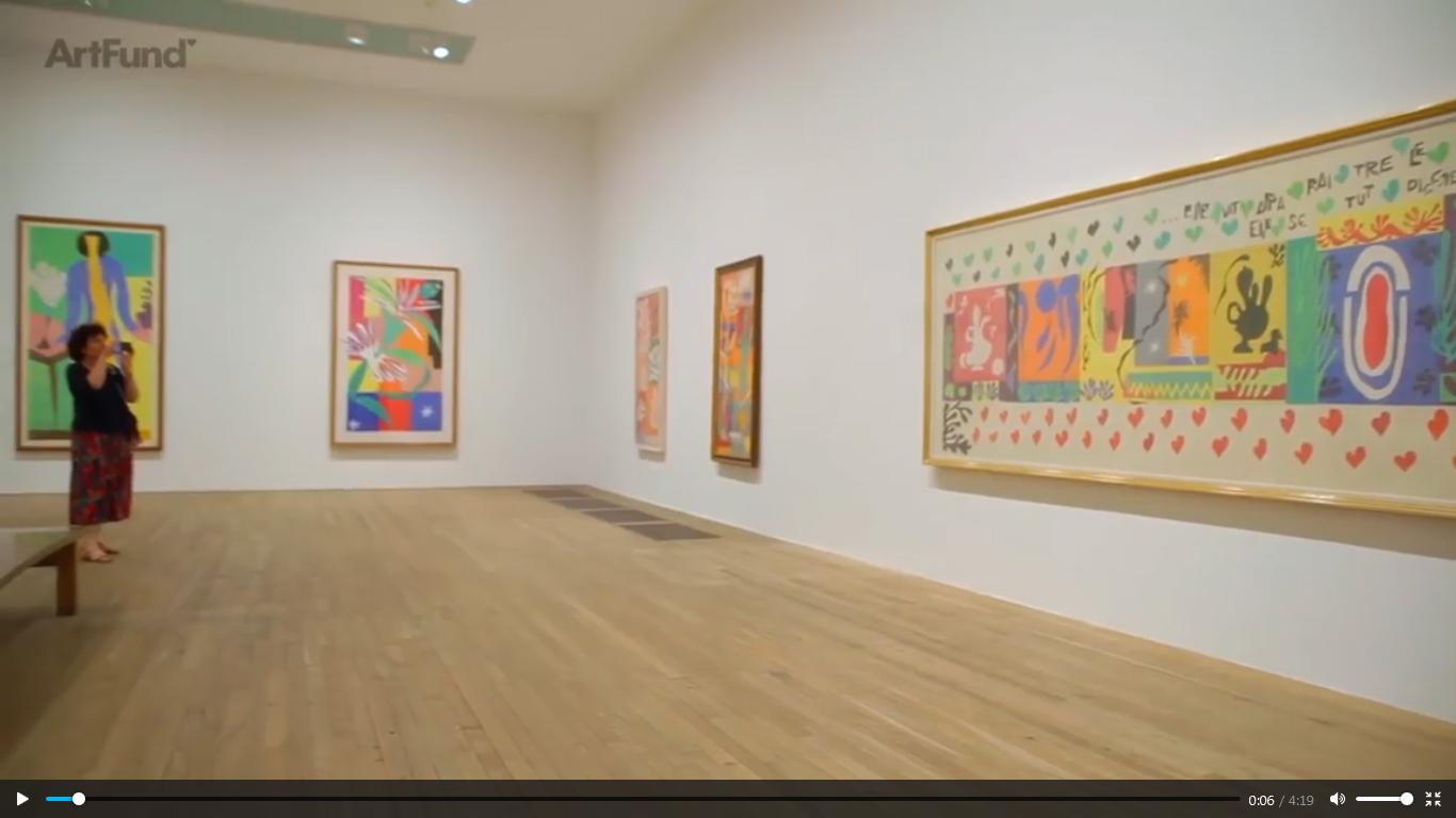 نگاهی بر آثار هنری ماتیس هنرمند فرانسوی طراح، گراورساز، مجسمهساز و نقاش ا