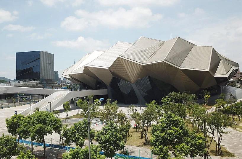 مرکز موسیقی taipei (TMC) نقطه عطفی جدید برای صحنه موسیقی پاپ تایوان