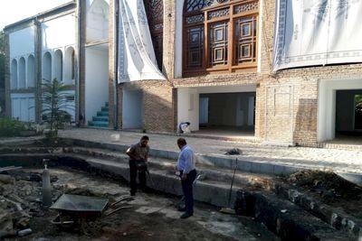 آماده سازی بناهای تاریخی البرز برای روزهای پس از کرونا