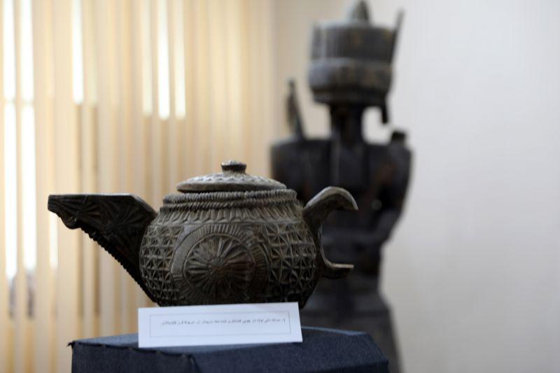 انتقال صدها اثر تاریخی نورستان به موزه ملی افغانستان