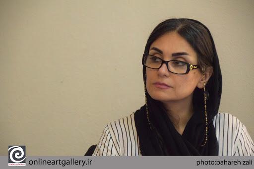 """روایت مینا نادری از نمایشگاه """"خلجان"""" در گالری هما"""