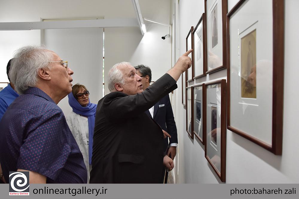 گزارش تصویری افتتاحیه ویژه برنامه «مثل یک قصه» در باغ موزه هنر ایرانی