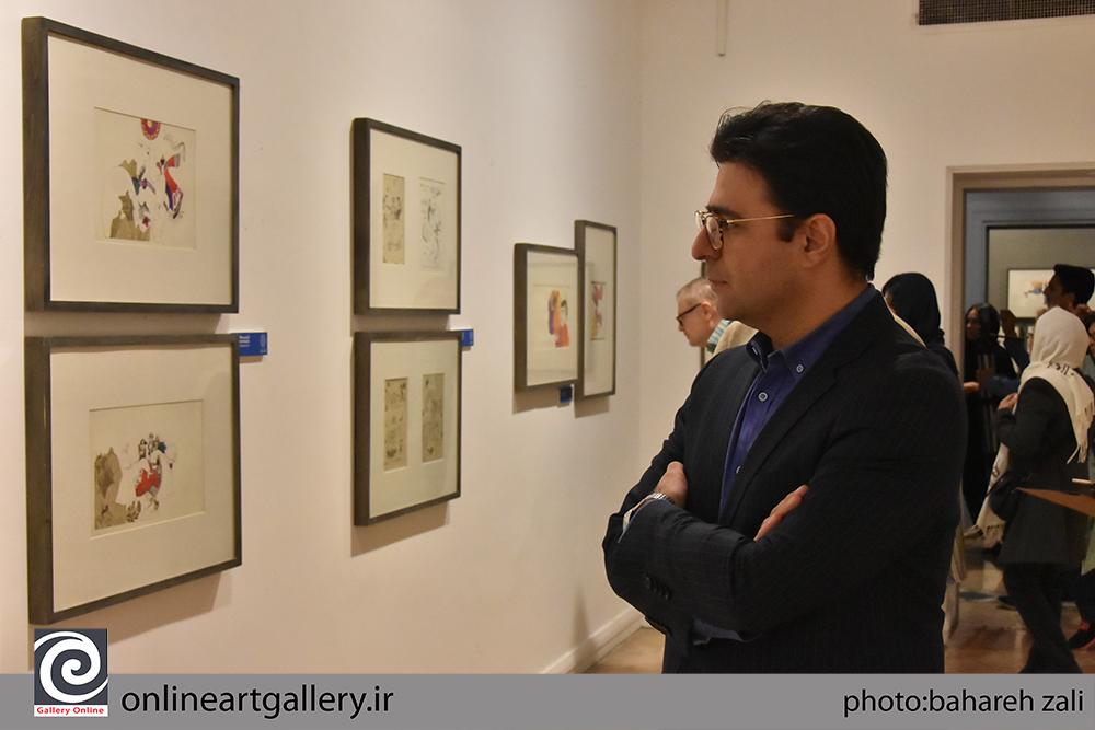 هادی مظفری: توسط انجمنها در تهران و شهرستانها «سالانه هنرهای تجسمی» برگزار میشود