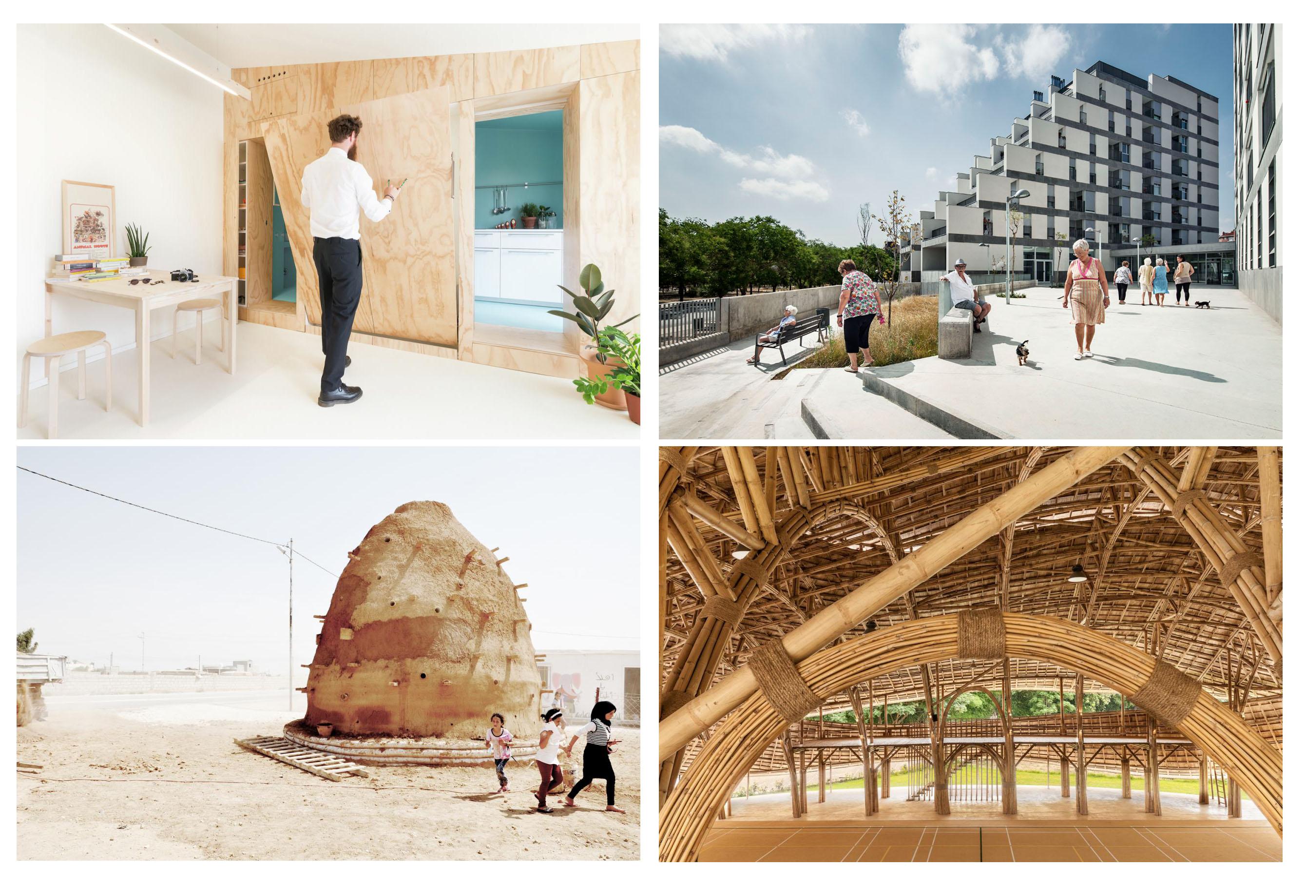 آثاری که بر معماری سال 2019 تاثیر خواهند گذاشت