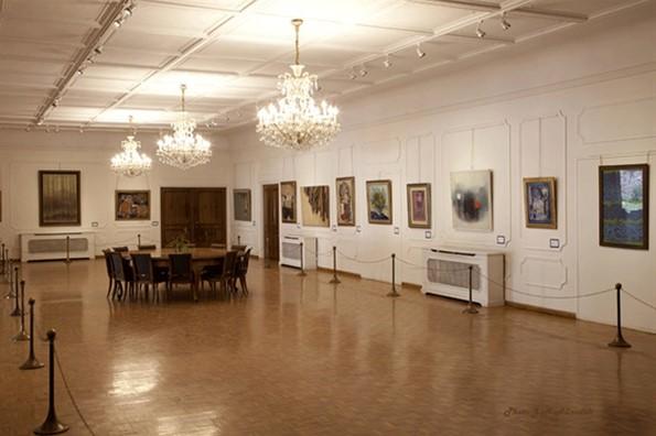 ساماندهی و مستندنگاری آثار موزه هنرهای زیبا