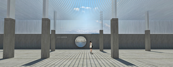 طرح پیشنهادی موزه هنر آلترناتیو در اسپانیا از کروز کرولو
